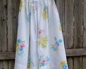Upcycled Vintage Pillowcase Jammies/Lounge Pants to fit Woman Small - 2X