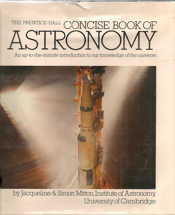 The Prentice-Hall Concise Book of Astronomy by HazelCatkins