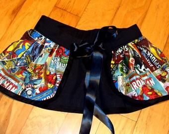 Marvel Avengers Cosplay Tie On Bustle Belt