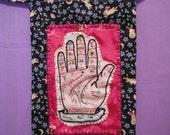 Palm Tarot Card Bag