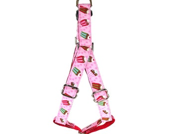 Cupcake Love Couture Step In Dog Harness
