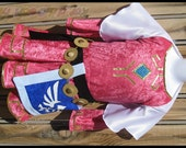 Skyward Sword Princess Inspired Princess Dress Costume - Cotton Collection - Custom Order