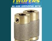 Aanraku Twofers – 3/4″ Grinder Bits – Standard Grit // INCLUDES 2 BITS // fits most grinders