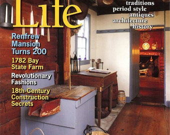 Early American Life Magazine - August 2012