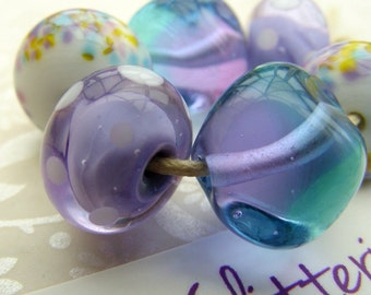 Lampwork Glass Beads Althorpe