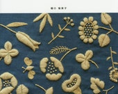 Wool Stitch by Yumiko Higuchi - Japanese Craft Book