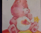 Butterick Pattern Care Bears Love a Lot Bear