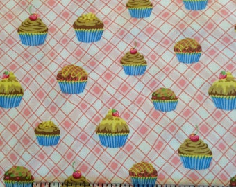 Sweet Cakes by Fabric-Quilt