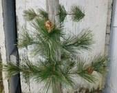 Old Wood Christmas Twig Tree