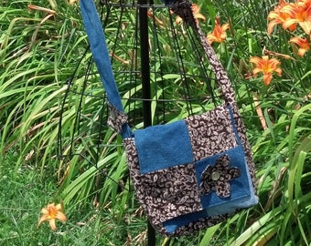 Upcycled Patchwork Purse