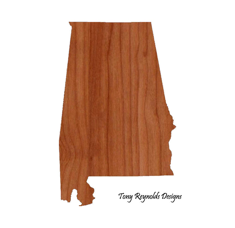 personalized gift cutting board engraved alabama state shaped. Black Bedroom Furniture Sets. Home Design Ideas