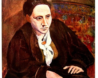 pablo picassos bequest of gertrude essay Pablo picasso pablo picasso pablo ruiz picasso pablo picasso was born in malaga in 1881 pablo was the son of a respected art teacher, and due to his fathers influence, young pablo entered the academy at barcelona at age 14.