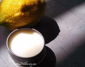 18th Century Lemon Flower Pomatum- Modern Label