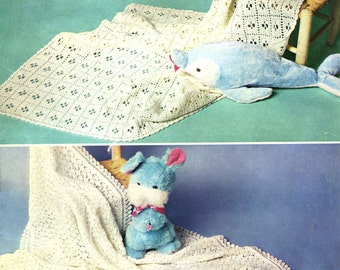 Patons Crochet Pattern 9930