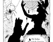 The Magician's Cat magical children's book! Free US Shipping