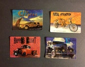 vintage low rider stickers