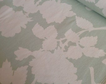 SALE Fabric, Upholstery fabric by yard from Heather Bailey, beautiful home decor fabric - Nouvelle Rose in Dove - Clearance fabric