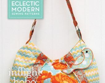 Inflight Hobo Bag Sewing Pattern