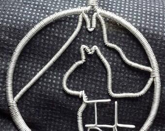Custom made Logo Pendant