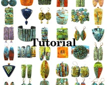 Polymer Clay Tutorial ENGLISH ONLY Pdf Format - Masterful Faux Made Easy