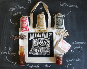California Grown, Jalama Valley Goods Gift Boxes