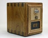 Walnut Post Office Box Bank 1957