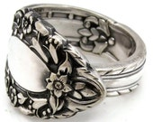 Spoon Ring Size 5 to 15 Rendezvous