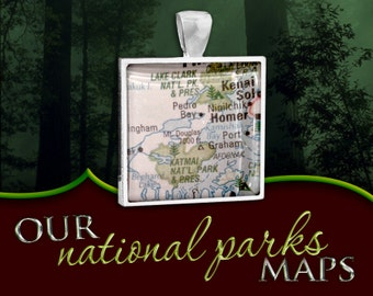 Maps: Our National Parks