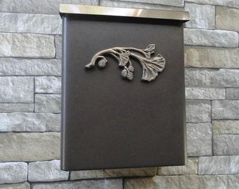 Arts And Crafts Locking Mailbox