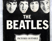 FREE SHIPPING 1964 The Beatles Pictures Suitable for Framing