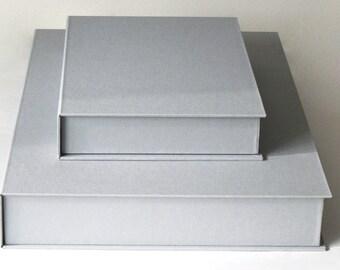 Portfolio Box - Art Or Photo Portfolio - Made To Order Custom Colors Any Size - Professional Portfolio Box