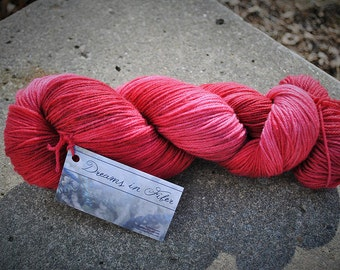 Semisolid Red - Expedition Sock Yarn 2
