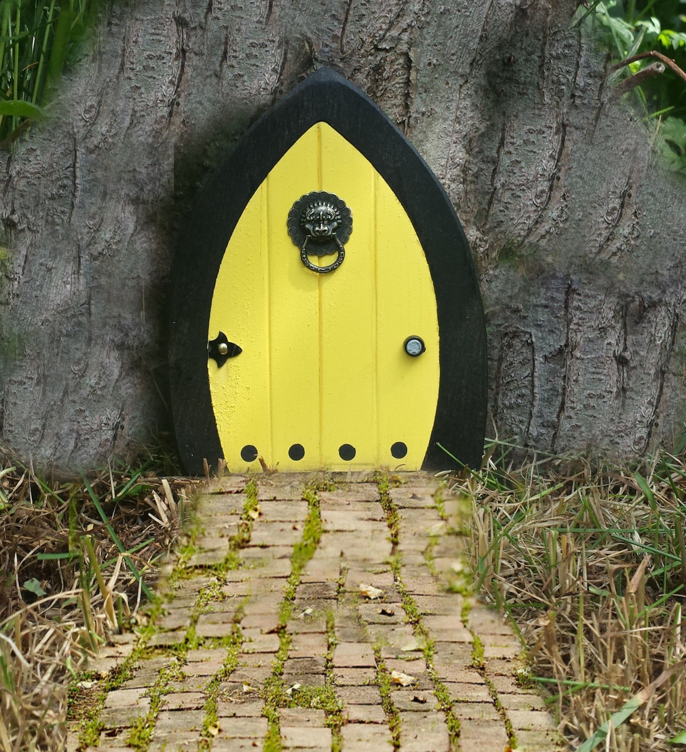 Fairy doors faerie doors gnome doors elf doors hobbit for The faerie door