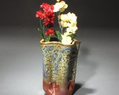 Spotted Opal Vase