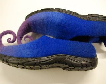 Rubber soles for my Felted shoes, Men sizes
