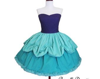 Little Mermaid Dress Custom in your size