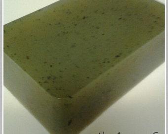 Green ZEN Tea Glycerin Bath Bar