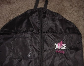 Personalized Dancer Dance Costumes Competitions Garment Dress Bag