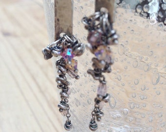 Petals & Swords Earrings