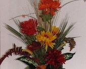 Wedding Centerpiece Decorations fall color wedding flower arrangement silk flower decoration designs wedding flowers