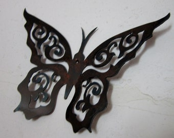 Spring Butterflies-Metal Art-3D-Home Decor-Wall Art