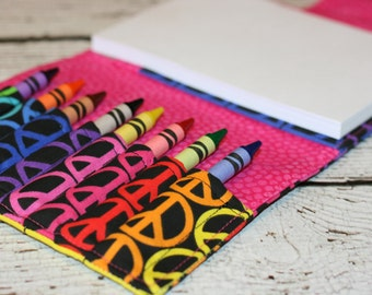 Crayon Wallets - The Best Stocking Stuffers for 10 Year Old Girls