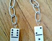 Dominoe Dangle Earrings