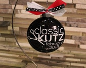 Personalized Custom Christmas Ornament