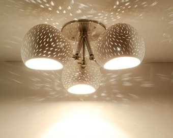Clay-Light Clover - Flush Mount Ceiling Light - On Sale 22% off