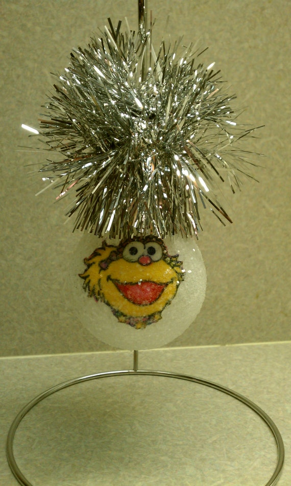 Zoe keepsake light bulb ornament