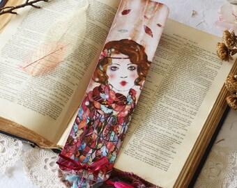 Bookmark - Souvenir d'hiver
