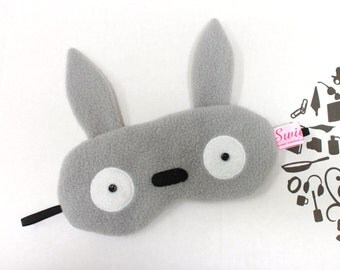 FREE SHIPPING! Kawaii Sleeping Eye Mask - 'My Neighbor Totoro'