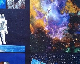 Space Exploration astronaut planet cosmos shuttle telescope