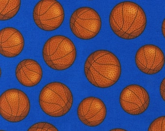 Basketball fabric